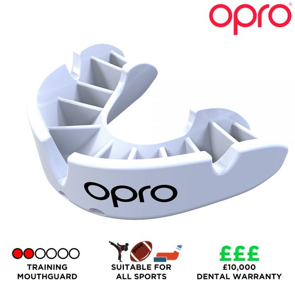 Opro Junior Bronze Mouthguard (Up To Age 10) | Mouthguard | OproShield