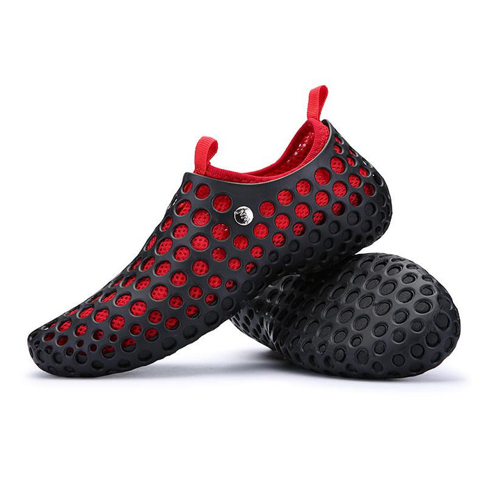 Men's Women's Aqua Shoes Breathable