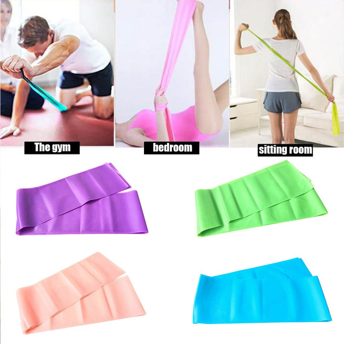 Stretching Gum Fitness Elastic Band