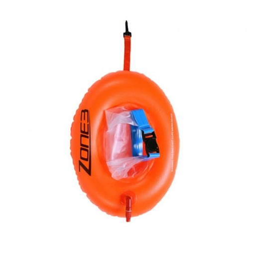 Zone3 Donut Swim Buoy / Dry Bag | Swim Buoy | Zone3