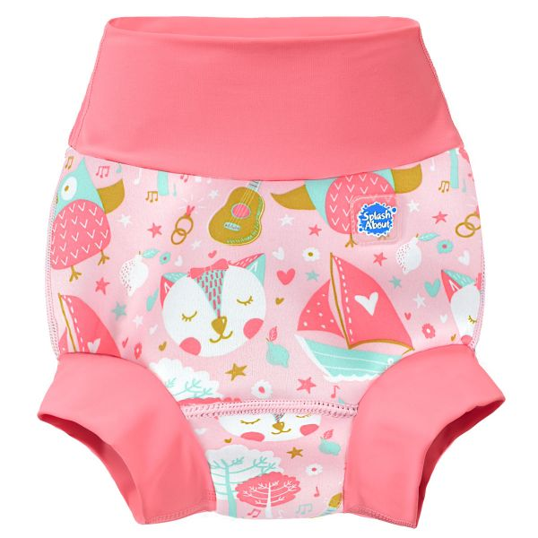 New Happy Nappy™ Owl & The Pussycat | Swimming | Splash About