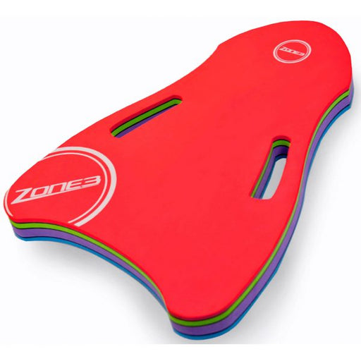 Zone3 Multi-Coloured Kickboard | Swimming | Zone3