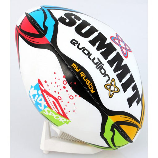 Kids Soft Rugby Ball | Sports Equipment | Summit