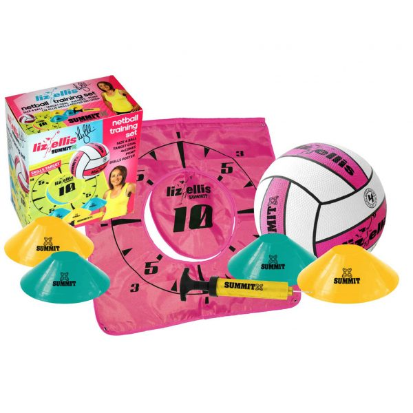 Liz Ellis Netball Training Set | Sports Equipment | Summit