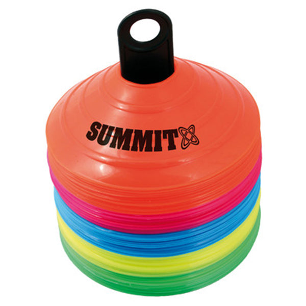 Marker Cones 50 Pack | Sports Equipment | Summit