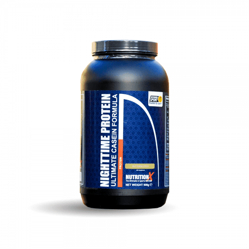 NutritionX Nighttime Protein Ultimate Casein Formula 908g (Butterscotch) | Protein | Nutrition X