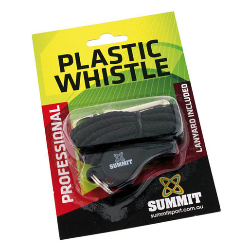 Plastic Whistle With Lanyard | Sports Equipment | Summit