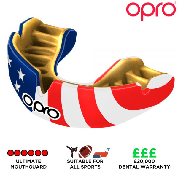 Opro Power-Fit Countries (Adult 10+)