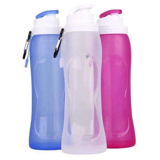 500ml Silicone Water Bottle Swifteria