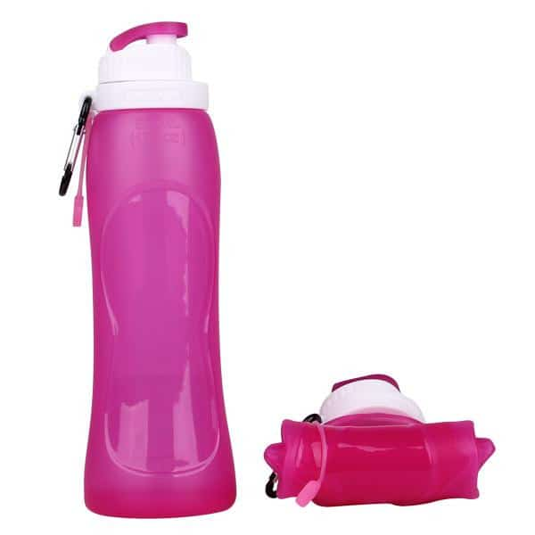 Silicone 550ml Water Bottle | Silicone Water Bottle | Swifteria