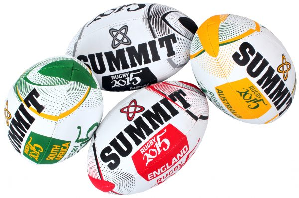 World Rugby Match Ball 2015 | Sports Equipment | Summit