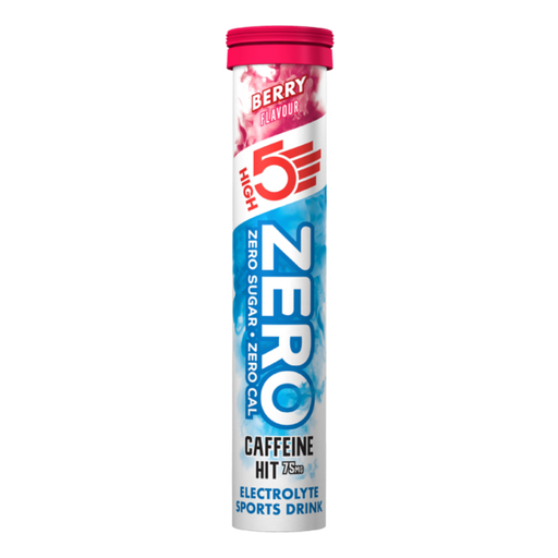ZERO CAFFEINE HIT – 20 TABLETS | Hydration | High5