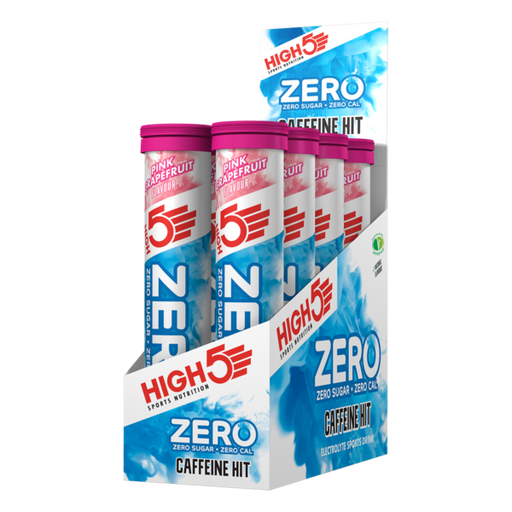 ZERO CAFFEINE HIT – PACK OF 8 TUBES | Hydration | High5