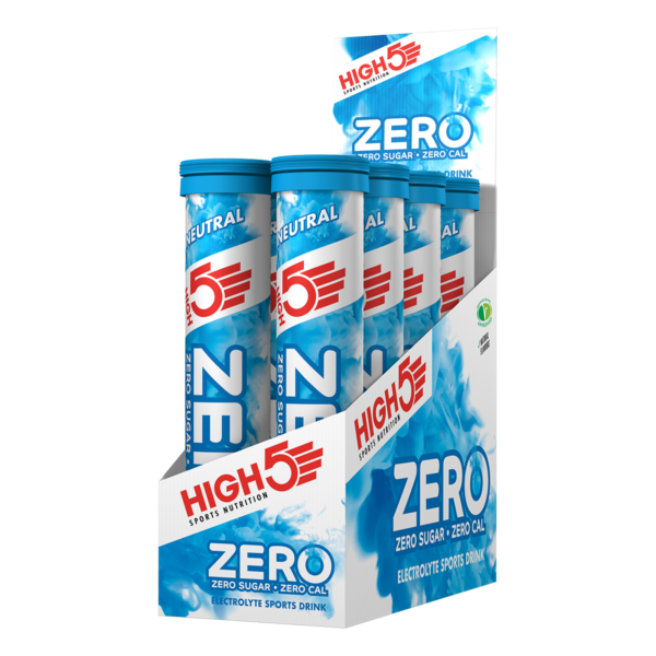 ZERO – PACK OF 8 TUBES | Hydration | High5