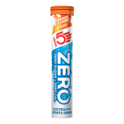 Zero Electrolyte Drink (20 Tabs/per tube) | Hydration | High5