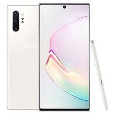 Samsung Galaxy Note 10 Plus N975FD Dual Sim 12GB RAM 256GB LTE (White)