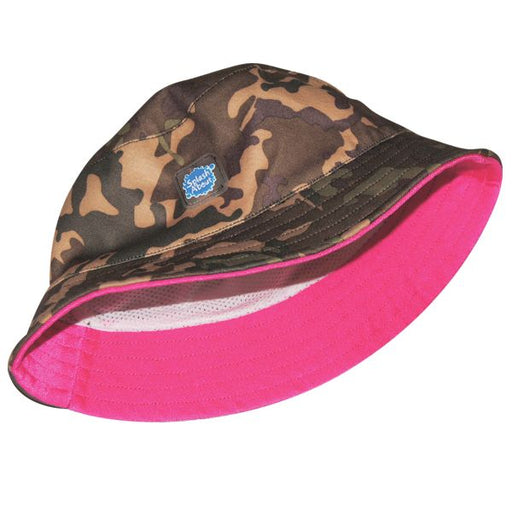Bucket Hat Camo Pink Swifteria