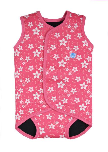 Baby Wrap Pink Blossom | Swimming | Splash About