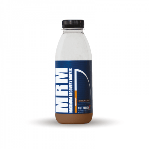 MRM Shake And Take (15 X 100g Bottle) Chocolate | Recovery Drink | Nutrition X