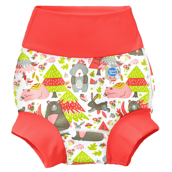 New Happy Nappy™ Into The Woods | Swimming | Splash About