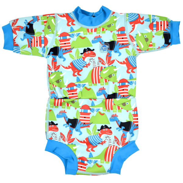 Happy Nappy™ Wetsuit Dino Pirates | Swimming | Splash About