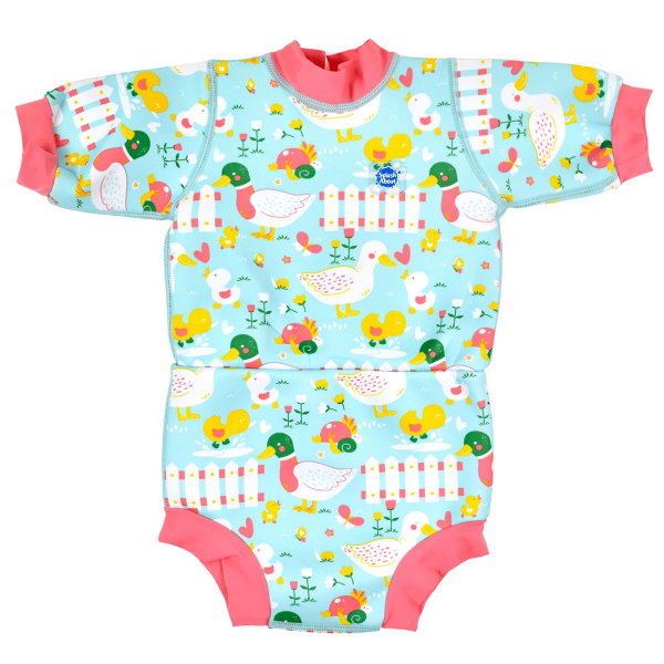 Happy Nappy™ Wetsuit Little Ducks | Swimming | Splash About