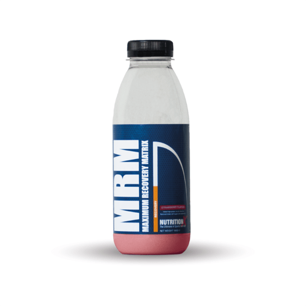 NutritionX MRM Shake And Take (15 X 100g Bottle) Strawberry | Recovery Drink | Nutrition X