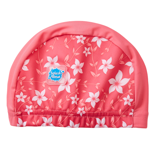 Swim Hat Pink Blossom | Swimming | Splash About