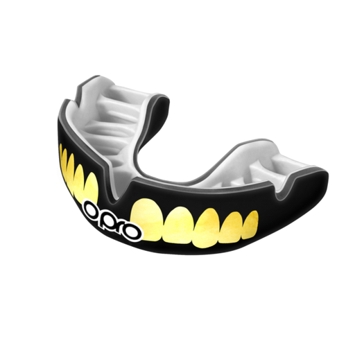 Opro Power-Fit Bling Teeth (Adult 10+) | Mouthguard | OproShield