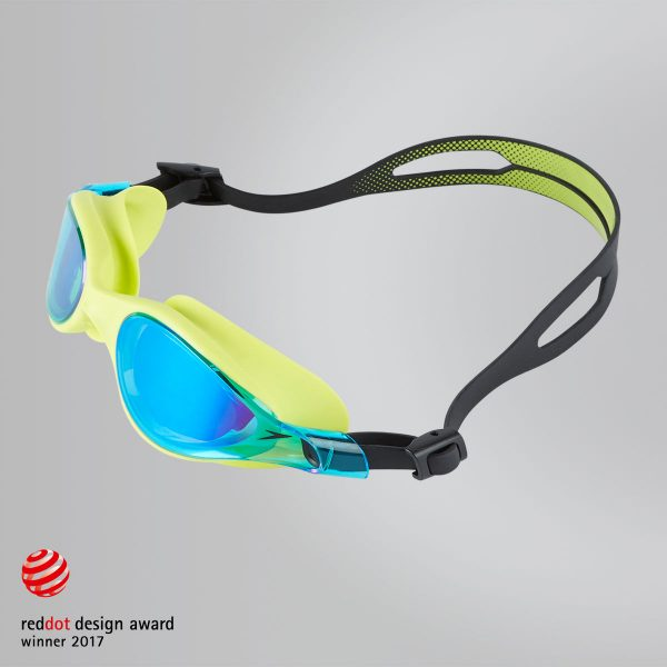 Speedo V-Class Vue Mirror Goggles | Swimming | Speedo