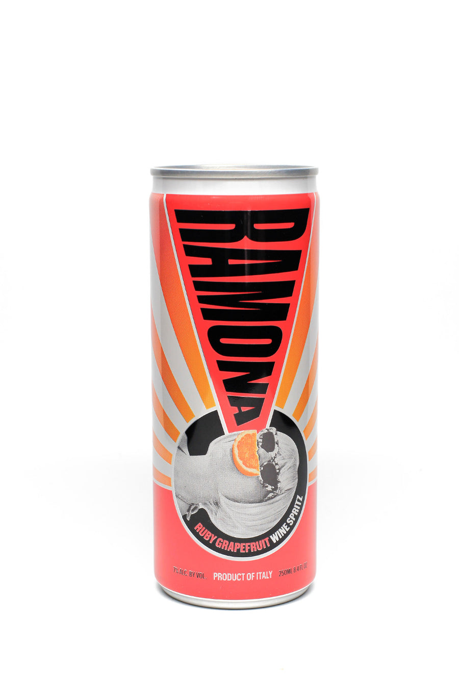 Ramona Ruby Grapefruit Wine Spritz (4 Cans)
