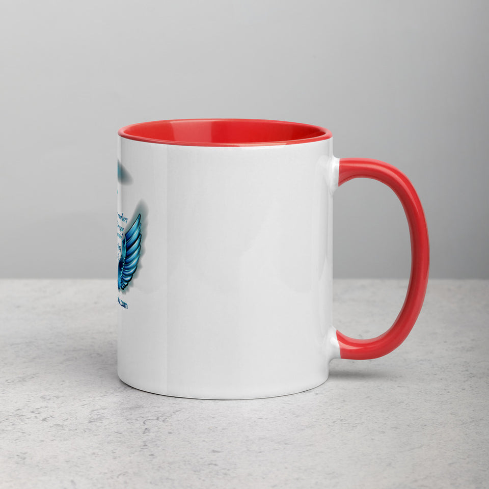 The Miracle of Numbers 777 Coffee Mug