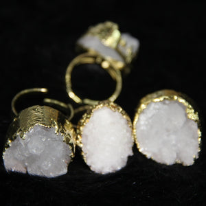 Crystal Dream Rings - Authenticblkwidow