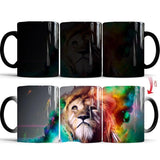 Magic Color Changing Lion Mug