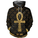 PLstar Cosmos God of The Egyptian Egypt Ancient Symbol Anubis Face NewFashion Funny 3DPrint Zipper/Hoodies/Sweatshirts/Jacket A8