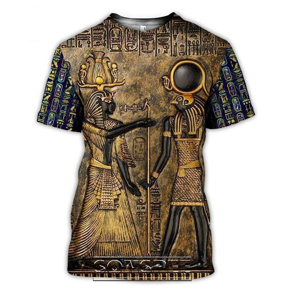 Ancient Egypt 3D T Shirt