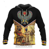 Ancient Egyptian Pullover Hoodie