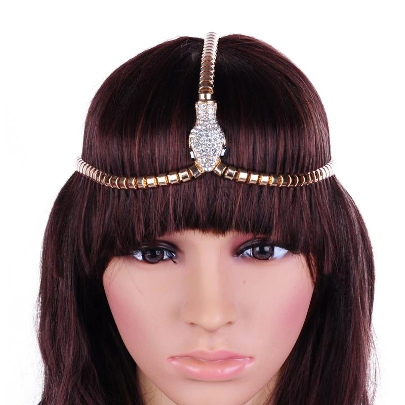 Cleopatra Headdress - Authenticblkwidow