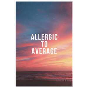 Allergic To Average
