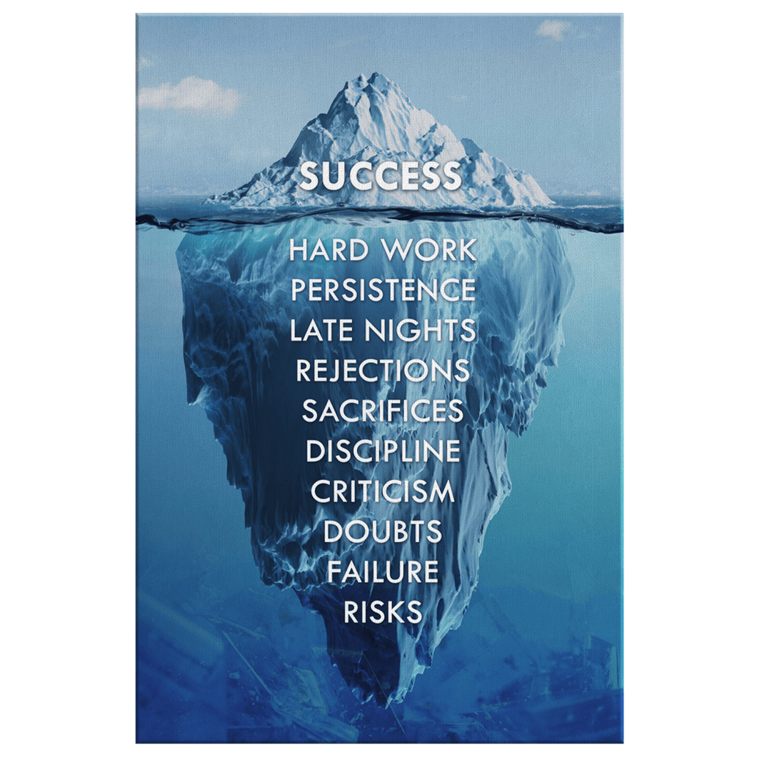 Success Iceberg