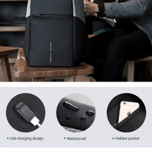 Load image into Gallery viewer, Mark Ryden Charging Backpack - Messenger