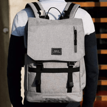 Load image into Gallery viewer, OuhSnap x Mark Ryden Charging Backpack - Discovery