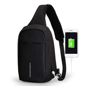OuhSnap x Mark Ryden Charging Backpacks - Crossbody