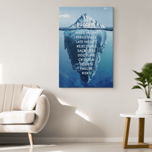 Load image into Gallery viewer, Success Iceberg