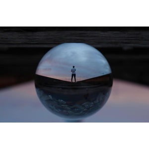 Crystalball Glassball Glass VisionBall Photography Gadget Mirror