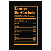 Load image into Gallery viewer, Success Nutrition Facts