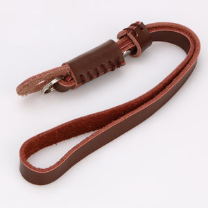 SnapStrap Brown Classic Leather Hand Strap