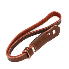 Load image into Gallery viewer, SnapStrap Classic Leather Hand Strap Brown