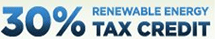 30% Renewable Energy Tax Credit