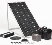 Off-Grid Solar Power for RVs, Boats & Cabins